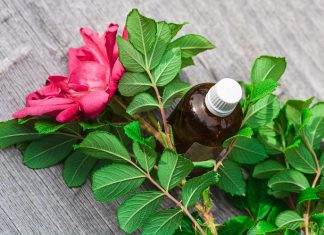 huile esentielle bois de rose