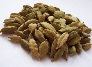 huile essentielle Cardamome